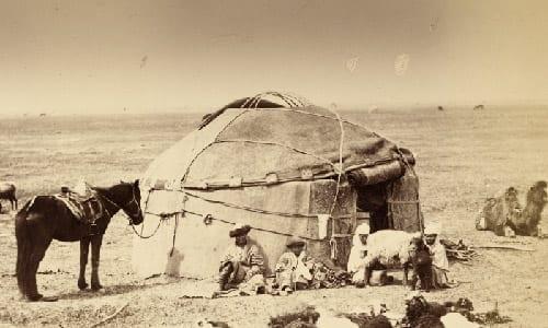glamping mongolia