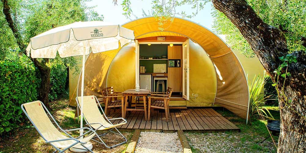 Camping Village Weekend