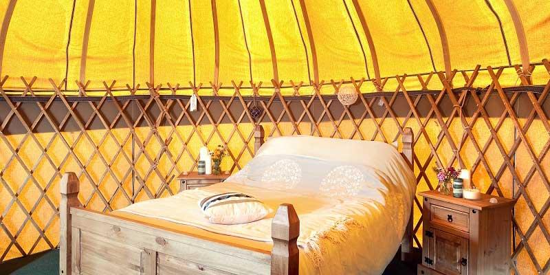 Portsalon Luxury Camping ireland