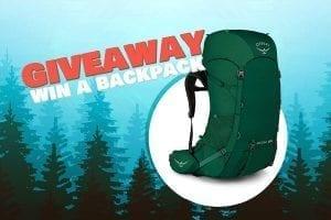 restless backpacker giveaway
