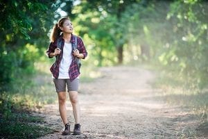 best hiking shorsts woman hiking
