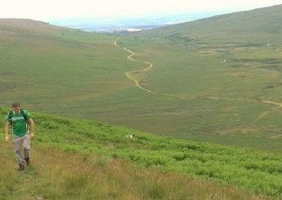 Hiking in Dartmoor