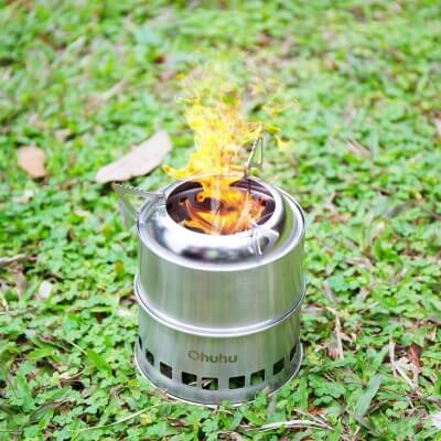 best backpacking stove ohuhu