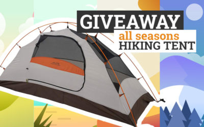 All-Season Hiking Tent Giveaway and Buying Guide