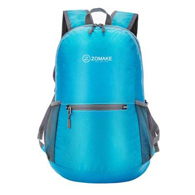 ZOMAKE Ultra Lightweight Waterproof Backpack